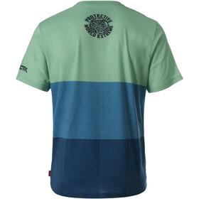 Protective P-Vision T-Shirt Heren, deep water